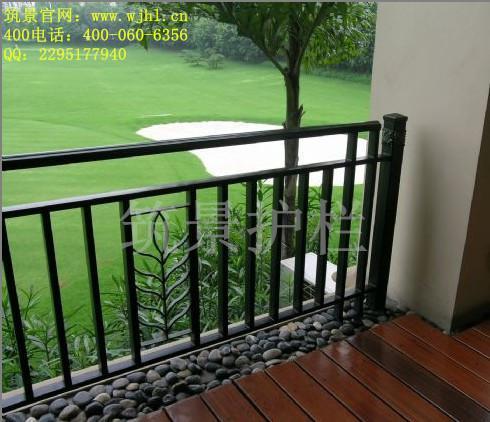 阳台护栏作为阳台的庇护者 有效保障了家庭外围的安全